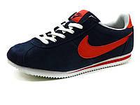 Kроссовки мужские спортивные Nike Classic, замшевые, фото 1