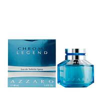 Azzaro Chrome Legend туалетная вода мужская 40 ml