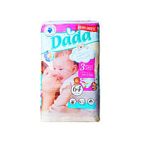 Подгузники DADA Premium 3 midi 4-9 кг (64 шт)