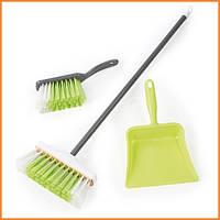 Детский набор для уборки с совком Smoby 24495