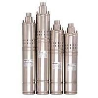 Насос шнек. SPRUT 4S QGD 1,2-50-0.37 кВт /31-83м/(маслонап.)