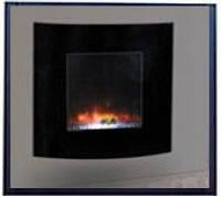 Электрокамин OLMO OL-W7C GLASS STYLE