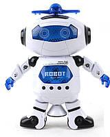 Детский робот со звуковым и световым эффектом 99444-2