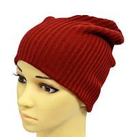 Классическая шапка Резинка