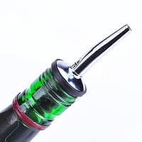 Гейзер с металлическим носиком для бутылки