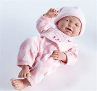 Сонная кукла - пупс berenguer Nina, девочка 43 см