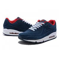 Мужские Кроссовки Nike Air Max 90 VT'Tweed синие