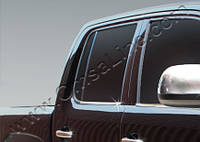 Окантовка стекол Volkswagen Amarok 4 шт.