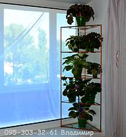 """Подставка для цветов """"Этажерка"""" на 5 полок"""