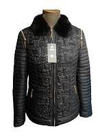 Зимняя женская куртка больших размеров Мальвы