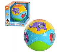 Игра для малышей Музыкальный мяч Winfan 0728 NL