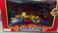 Набор игрушек Мини-железная дорога Мариуполь