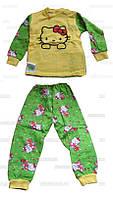 Детская пижама Китти на флисе