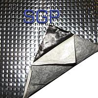 Шумоизоляция, виброизоляция VIZOL 1,3 (визол); Лист 0,350 кв.м.