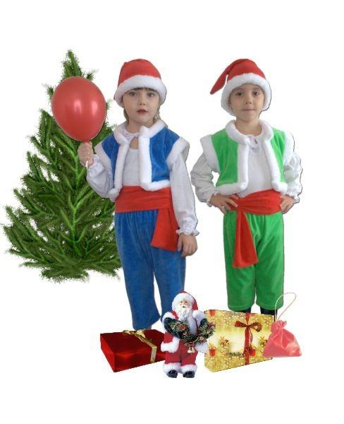 ЯрлыКостюмы гнома для мальчика на новый год
