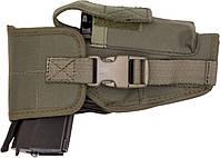 Кобура для пистолета ПМ, АПС, ПБ. Крепится на пояс