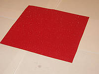 Структурная пленка Алмазная крошка красная