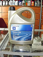 Моторное масло GM 5W30 LL