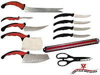 Контр Про - Набор кухонных ножей Contour Pro Knives - удивительный, практичный и превосходный набор, фото 1