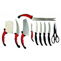 Набор кухонных ножей contour pro knives Профи