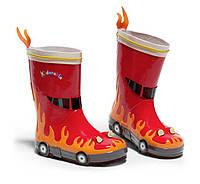 Детские резиновые сапоги Пожарный Kidorable (США)