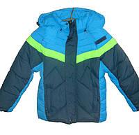 Мужская куртка зима детская