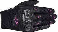 Мотоперчатки женские Alpinestars Stella SMX-2 Air Carbon  розовый