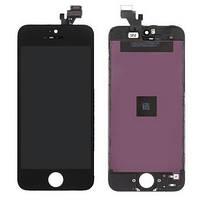 Дисплей Apple iPhone 5+сенсор.чёрный