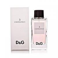 Туалетная вода Dolce&Gabbana Anthology L`Imperatrice 3 100 мл
