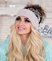 Зимняя женская шапка «Нордик»