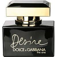 Женские духи Dolce&Gabbana The One Desire 100 мл