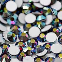 Cтразы ДМС+ (Корея).Fuchsia AB ss20 (5mm).Цена за 100шт