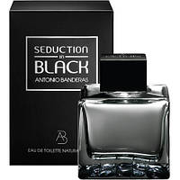 Мужские духи Antonio Banderas Seduction In Black 100 мл