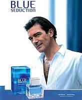 Мужские духи Antonio Banderas Blue Seduction for Man 100 мл