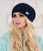 Зимняя женская шапка «Клэр»