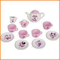 Чайный сервиз игрушечный Minnie Mouse Smoby 24713