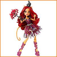 Кукла Monster High Торалей Страйп (Toralei Stripe) из серии Freak du Chic Монстр Хай