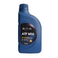 Жидкость для АКПП MOBIS ATF MX4 JWS 3314, 1 л
