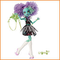 Кукла Monster High Хани Свомп (Honey Swamp) из серии Freak du Chic Монстр Хай