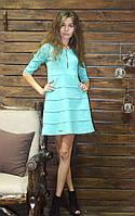 """Молодежное красивое платье беременным  """"манго"""""""