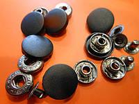 Кнопка 17 мм пластиковая (50 штук)
