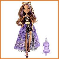 Кукла Monster High Клодин Вульф (Clawdeen Wolf) из серии 13 Wishes Монстр Хай