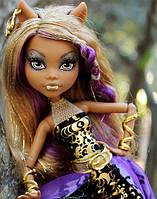 Кукла Monster High Клодин Вульф (Clawdeen Wolf) 13 Желаний Монстер Хай Школа монстров