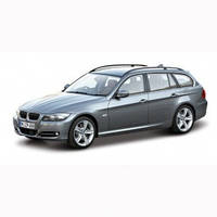 Авто-конструктор BMW 3 SERIES TOURING серый металлик, 1:24