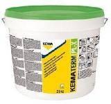 KEMATERM PL-X KEMA силиконовая декоративная штукатурка короед 2 мм.