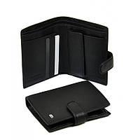 Мужской кошелек из натуральной кожи dr.Bond Classik