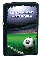 Зажигалка Zippo 28301 FOOTBALL (Футбол)    100% Оригинал.США.