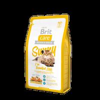 Brit Care Cat Sunny I´ve Beautiful Hair для здоровой шерсти и кожи 7кг