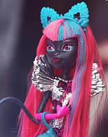 Кукла Monster High Кэтти Нуар (Catty Noir) Бу Йорк Монстер Хай Школа монстров