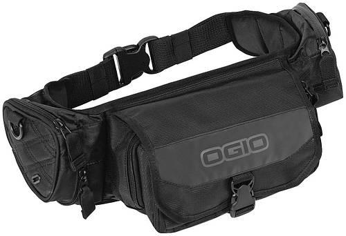 Спортивная поясная сумка OGIO MX 450 TOOL PACK 713102.36 STEALTH черный